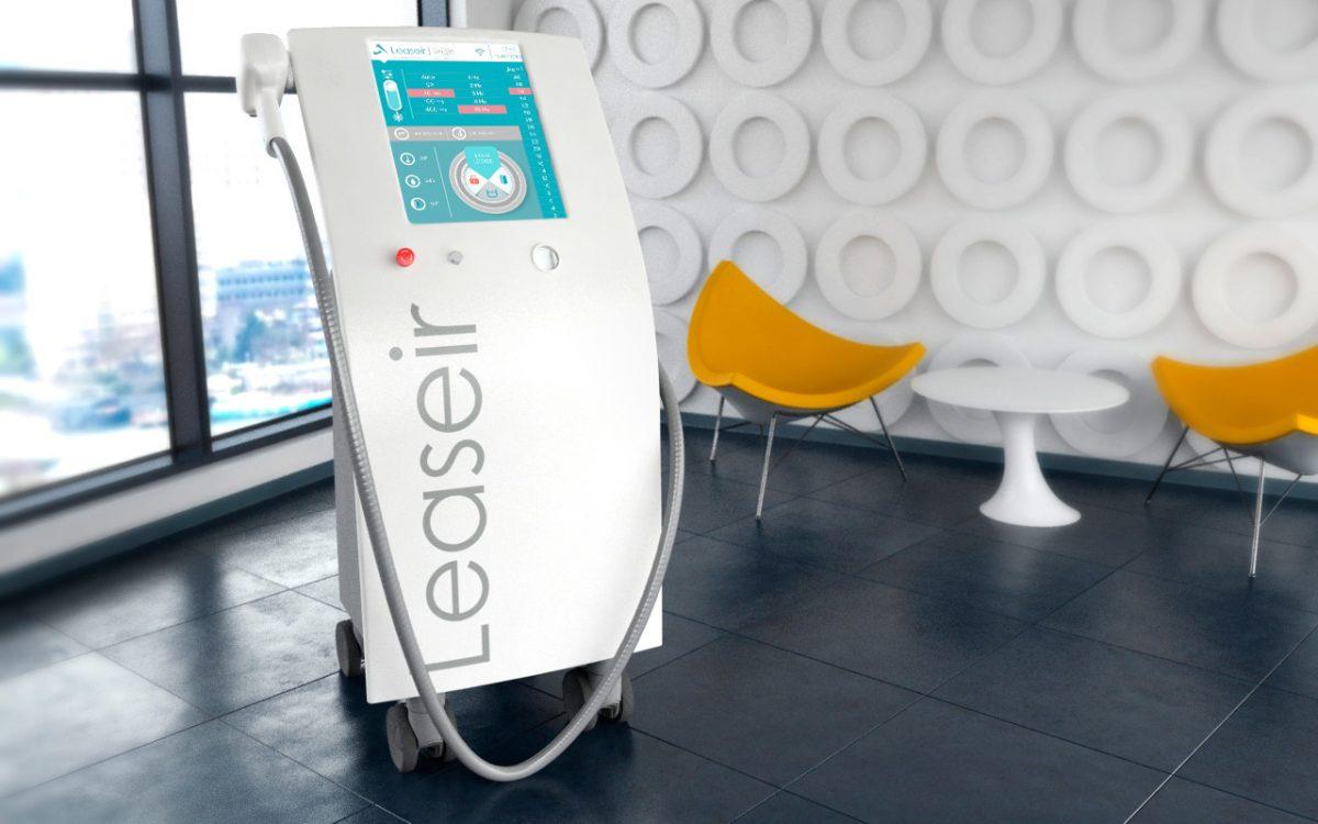 máquina de depilación láser con diodo leaseir