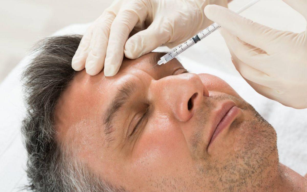 inyección para eliminar arrugas