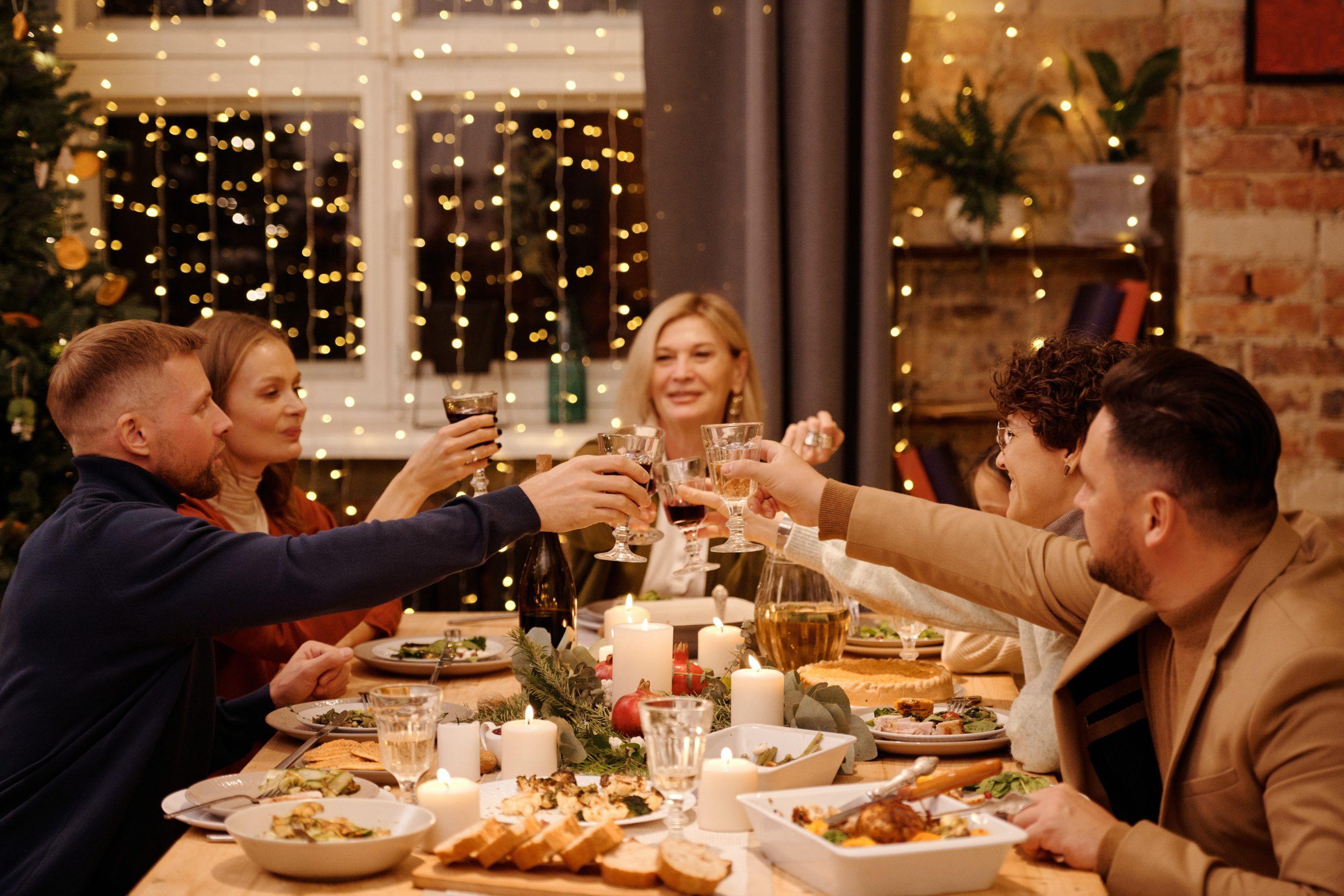 4 consejos para cuidar nuestro cuerpo estas Navidades